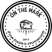 On The Mark logo